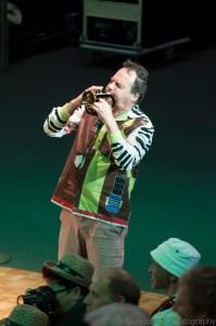Mark trumpet