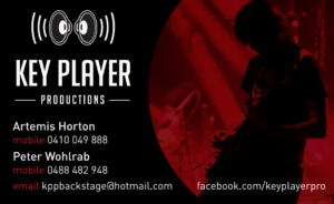 Key Player Productions