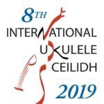 8th International Ukulele Ceilidh 2019 logo